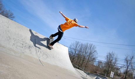 Skatebahn