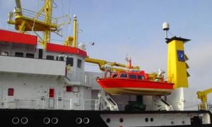 Schallpegelmessung Vermessungsboote VWFS DENEB