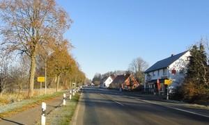 Umbau der OD Verden-Walle im Zuge der B 215